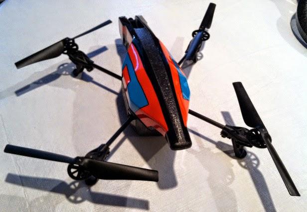 Parrot AR Drone   Hi Tech Mobile Phone